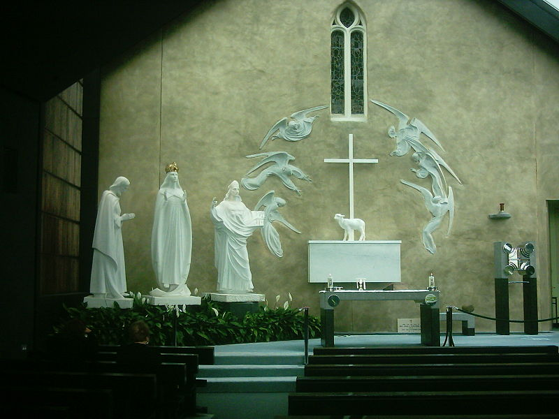 Knock Shrine, Ireland